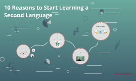 10 Reasons to Start Learning a Second Language