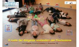 Laura Biancato - Il ruolo del dirigente scolastico