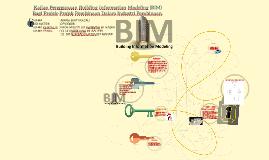 Kajian penggunaan Building Infor