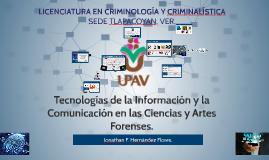 Tecnologías de la Información y la Comunicación en las Cienc
