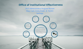 IE Administrative Program Review