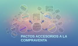 Copy of PACTOS ACCESORIOS A LA COMPRAVENTA