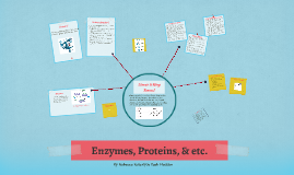 Enzymes, Proteins, & etc.