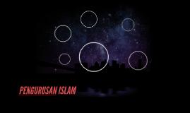 PENGURUSAN ISLAM