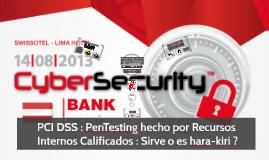 PCI DSS Pentesting Internal Resources Harakiri