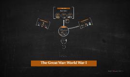 The Great War: World War I