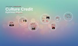 Culture Credit