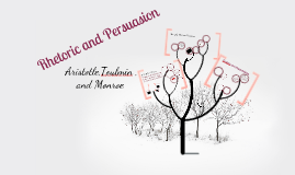 Persuasive Speaking: Aristotle, Touliman, and Monroe's motivated sequence