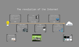 The revolution of the Internet
