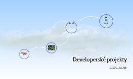 Developerské projekty
