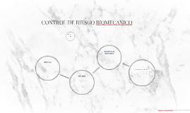 CONTROL DE RIESGO BIOMECANICO