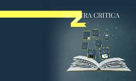 Copy of LECTURA CRITICA