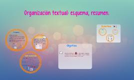 Copy of Técnicas de estudio: esquema, mapa conceptual y resumen.