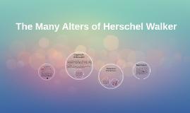 Herschel Walker: DID