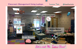 Classroom Management Using Laptops
