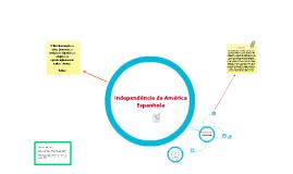 Copy of A Independência da América Espanhola
