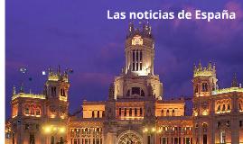 Las Noticias de Espana