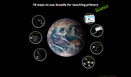 10 ways to use Scootle for primary Science