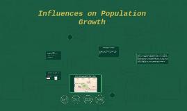 Influences on Population Growth