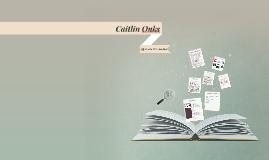 Caitlin Onks