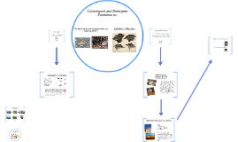Convergent and Divergent Evolution in SOMETHING and Darwin's