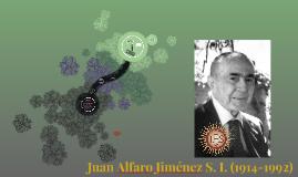 Juan Alfaro Jiménez (1914-1992)