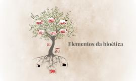 Elementos da bioética