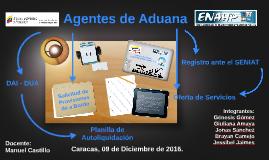 Agentes de Aduana