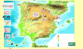 2º ESO: TEMA 1 O RELEVO E O CLIMA EN ESPAÑA E EN GALICIA