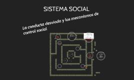 """""""La conducta desviada y los mecanismos de control social"""" (Parsons) FHM"""