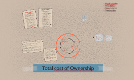 Copy of Total cost of Ownership