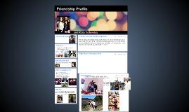 Friendship Profile