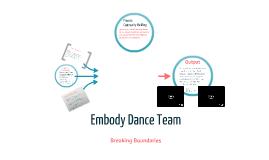 Embody Dance Team UR