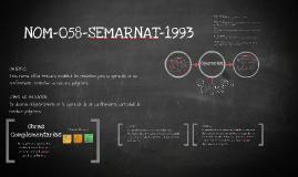 Copy of NOM-058-SEMARNAT-1993