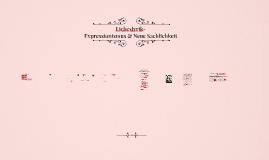 Liebeslyrik - Expressionismus & Neue Sachlichkeit