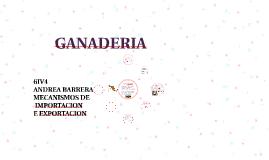 GANADERIA -