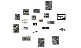 Modern Warfare 3 Guns