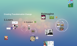 Learn, Commit & Reimagine: Creating Change