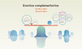 Eventos complementarios