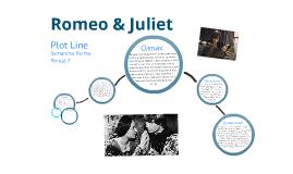 Romeo  & Juliet Plot Line