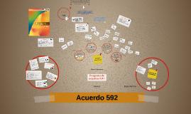Acuerdo 592 y 593