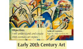 2018_20th Century Art