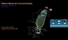 Taiwan EAF Status
