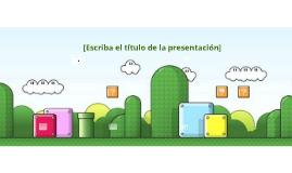 Plantilla: Mario Bros