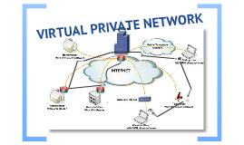 Copy of VIRTUAL PRIVATE NETWORK (VPN)