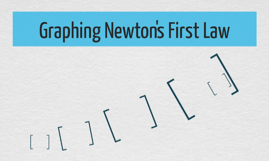 Graphing Newton's First Law