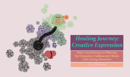 Copy of Short-term Group Art Therapy with outpatient Eating Disorder