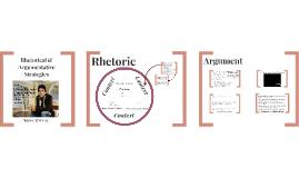 Rhetorical & Argumentative Strategies