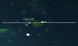 JAWS-UG Osaka 2013.06.22 Oracle on RDS