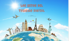 Los Retos del Turismo Digital